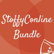 Stoffyconline 2021 Bundle Ticket inklusive Goodiebox