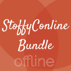 StoffyConline offline Bundle jetzt kaufen